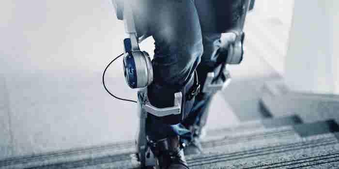 Hyundai Shows Off Wearable Robots to Help Paraplegics, Elderly
