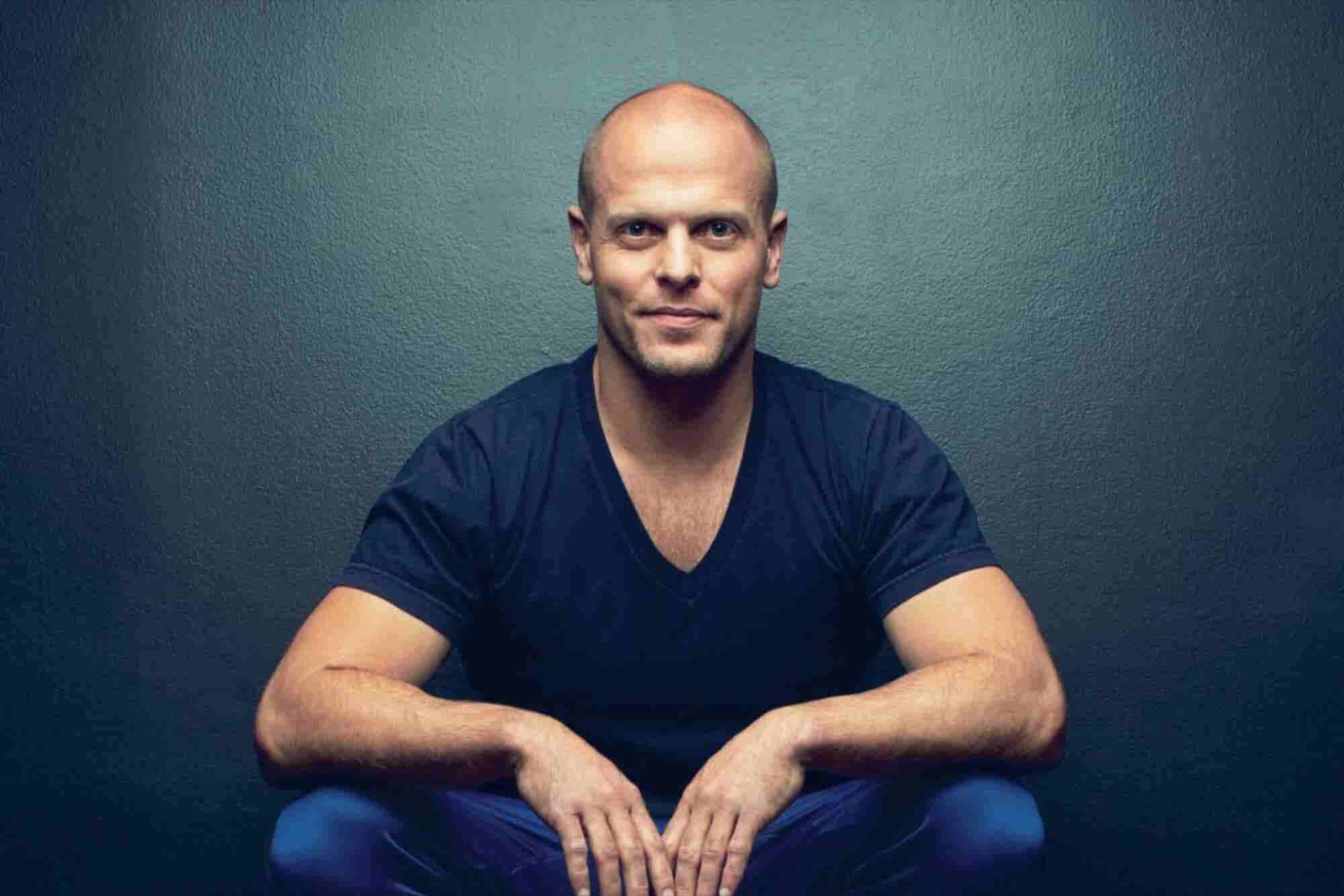 Tim Ferriss: If You're Not Happy With What You Have, You Might Never B...