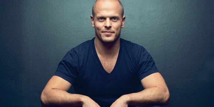 Tim Ferriss If Youre Not Happy With What You Have Might Never Be