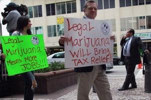 The Wishful Outlook for Marijuana Jobs in 2017