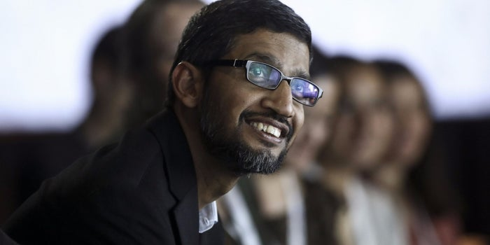 Google's CEO Shared Some Little-Known Personal Facts on a Visit to India