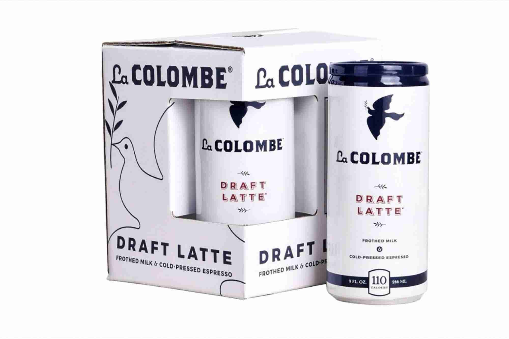 How La Colombe Made Its Canned Lattes a Hit With Retailers
