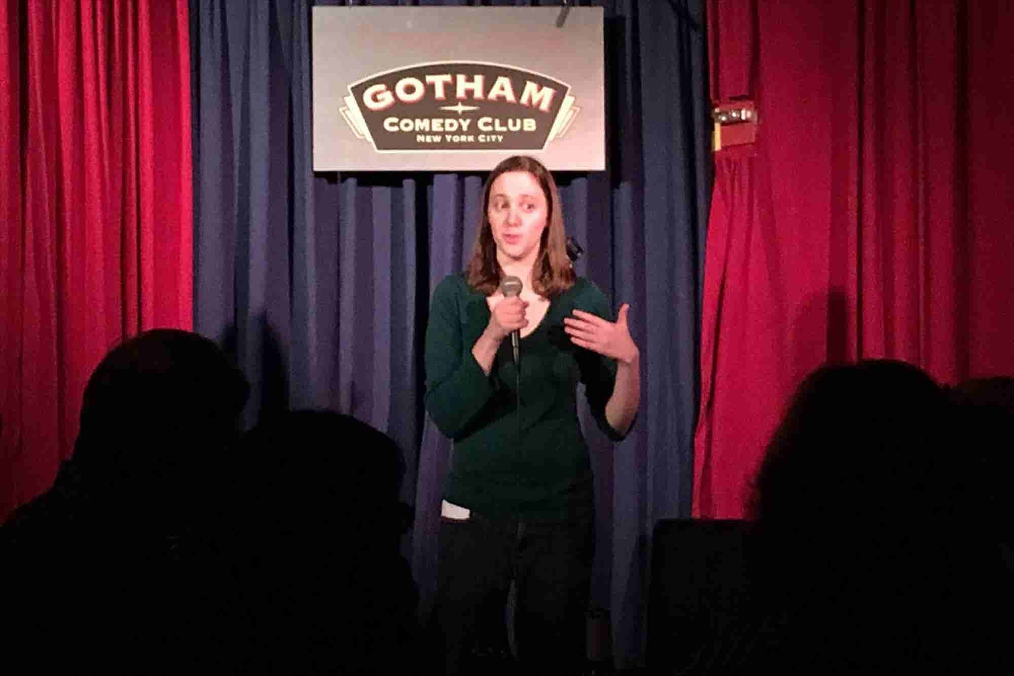 I Recently Made My Stand Up Comedy Debut. It Was Terrifying, But So Rewarding.