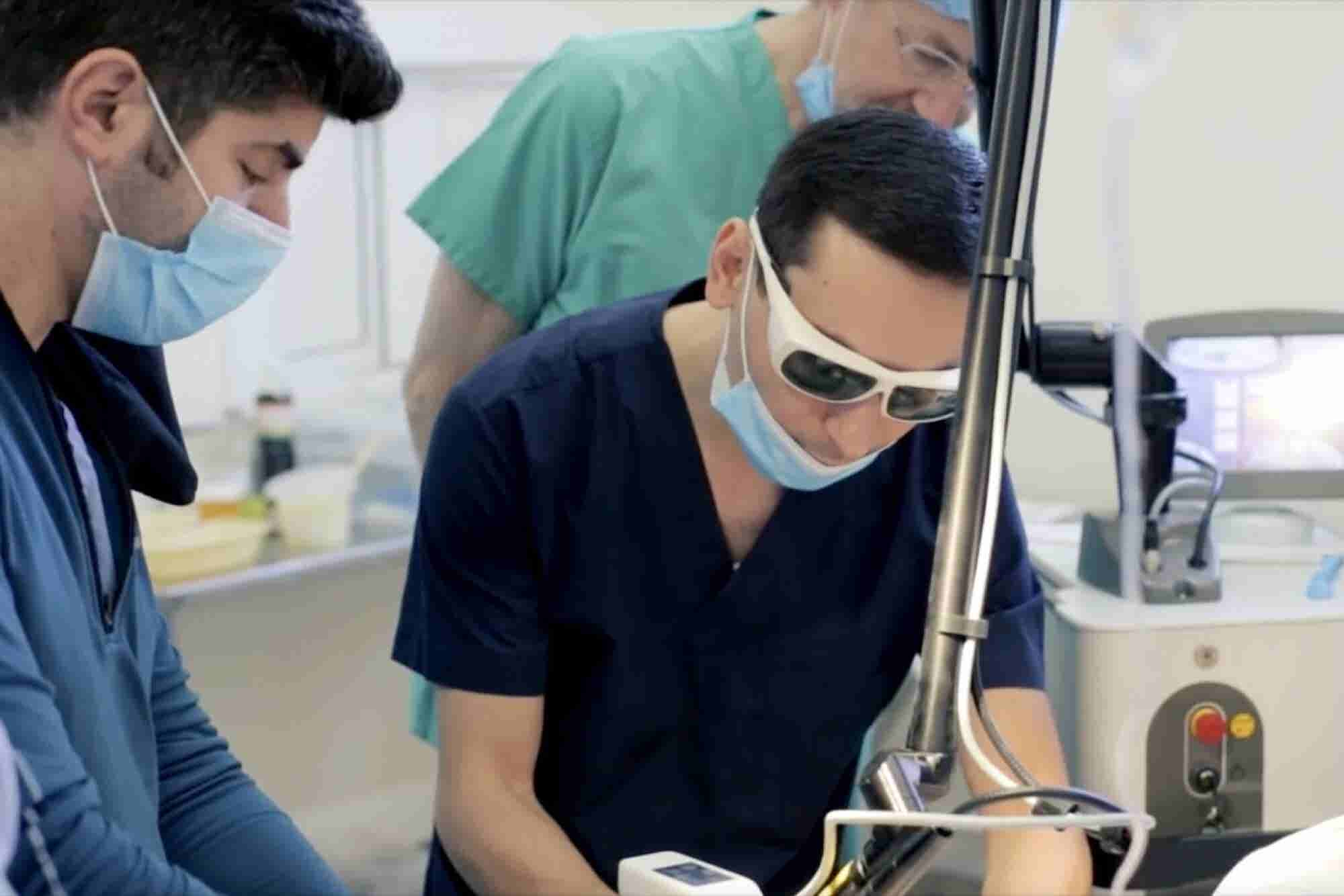 When Burn Victims Needed Help Most This Tech Company Stepped Up