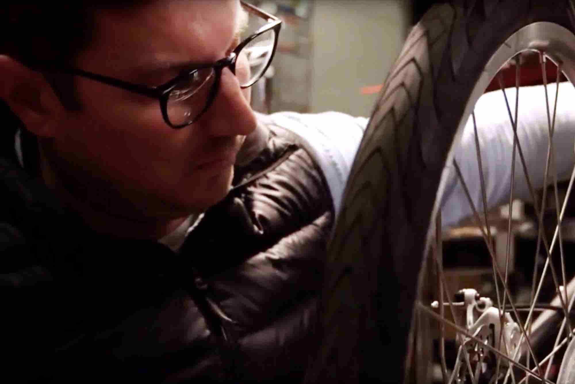 This Injured Veteran Regained His Passion Building an Electric Bike Bu...