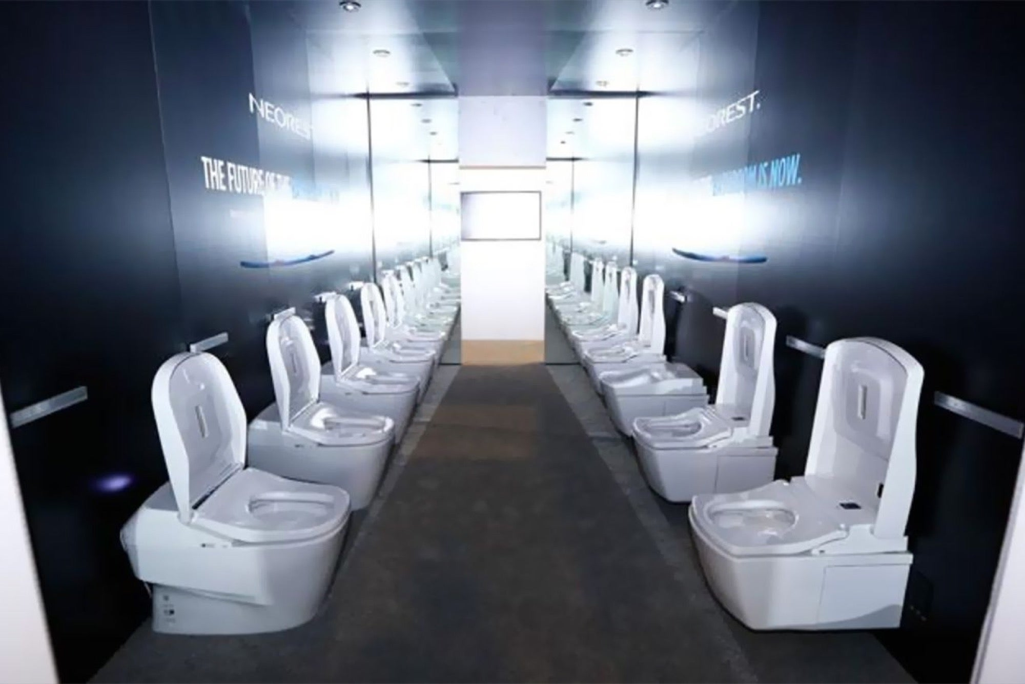 Butts On With Toto\'s $10,000 Toilet
