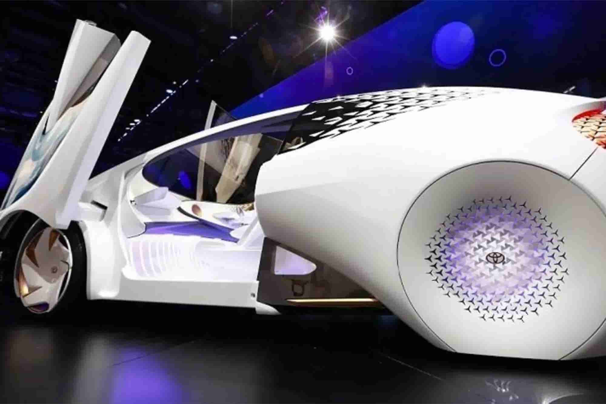 The Most Innovative and Eye-Catching Cars of CES 2017
