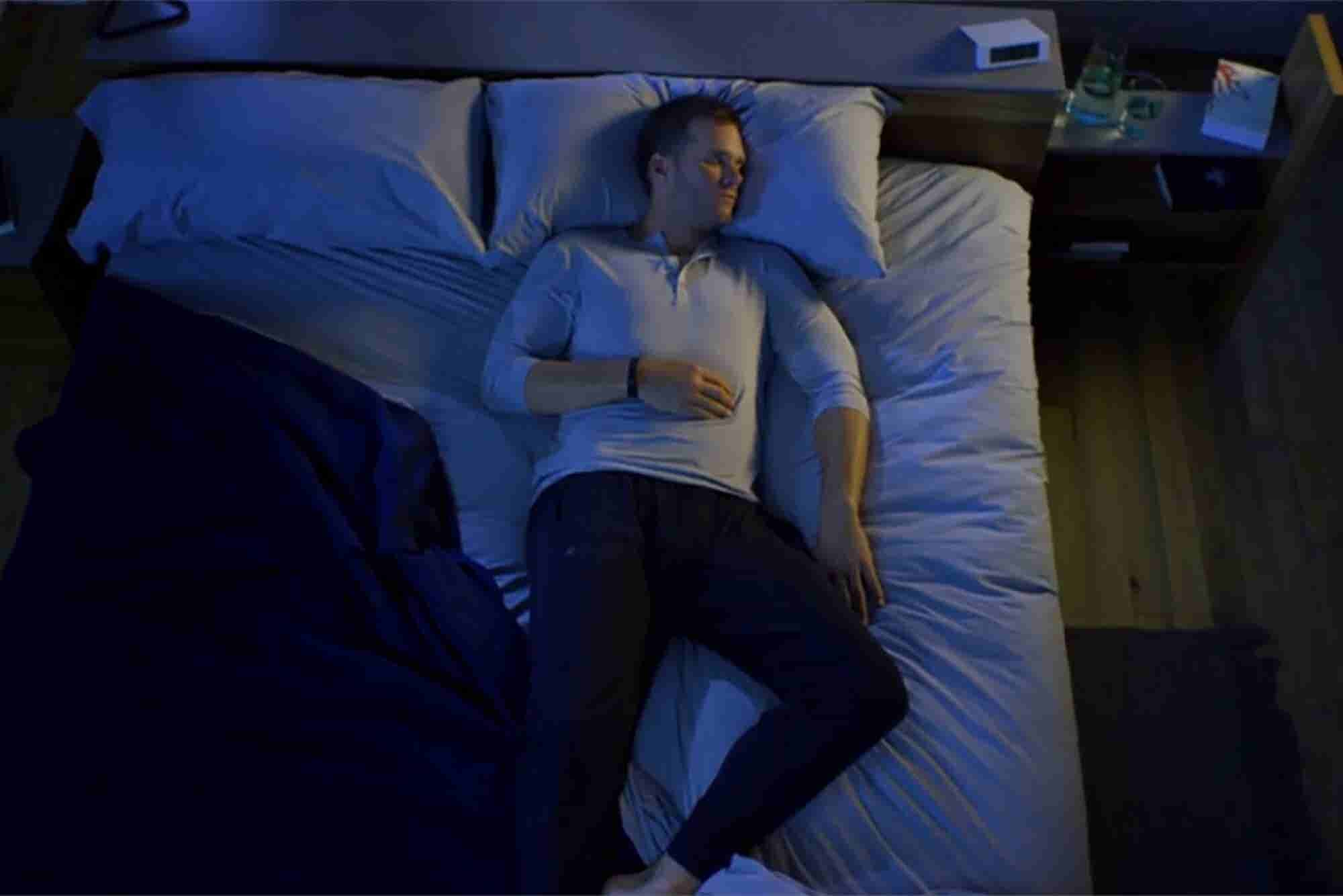 A Pillow That Naturally Wakes You Up in the Morning and 13 Other Gadgets to Help You Sleep Better