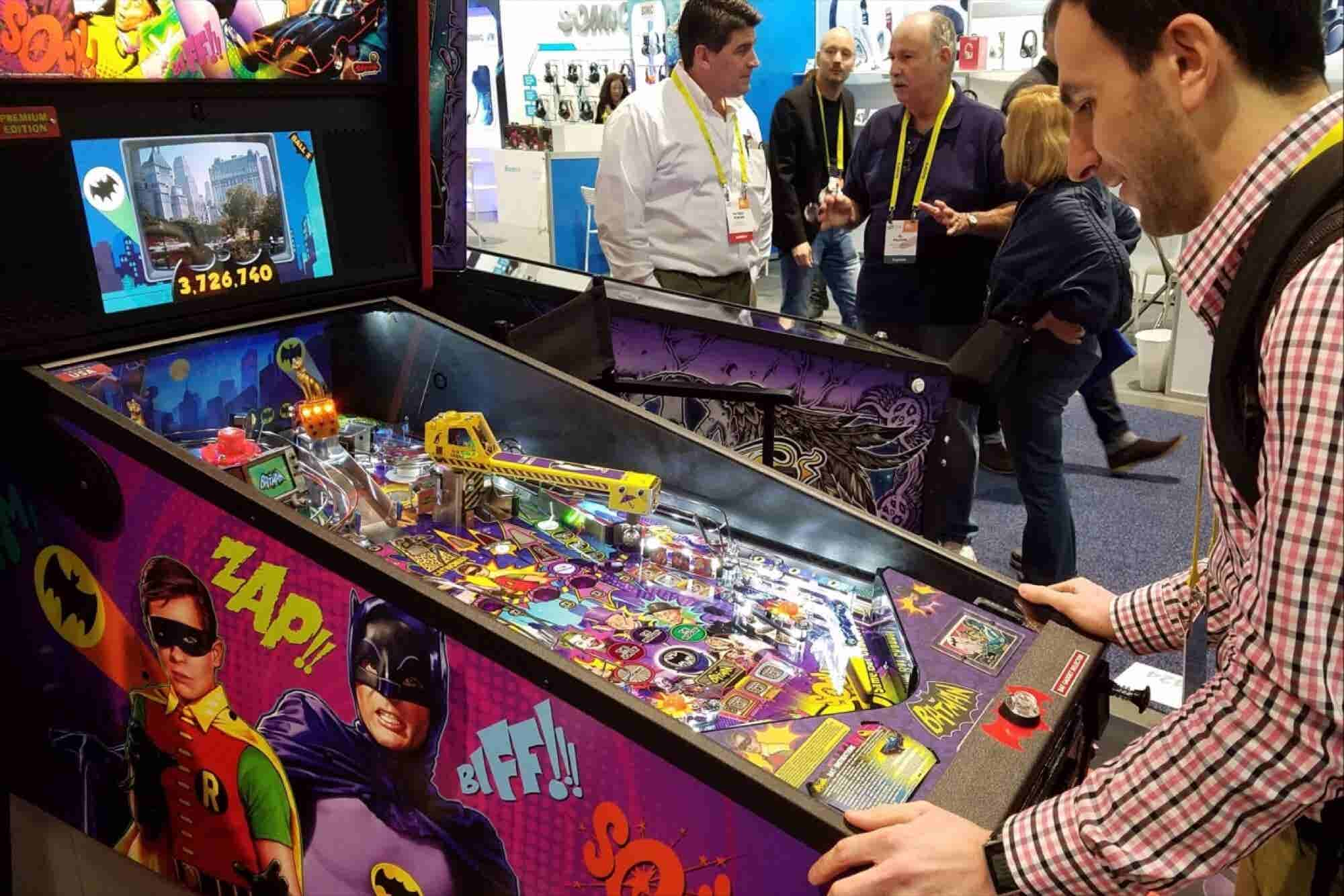 CES: Why Running a Business Is a Lot Like a Game of Pinball