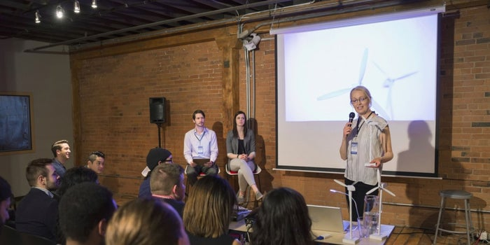 Joining a Pitch Fest for Business Financing