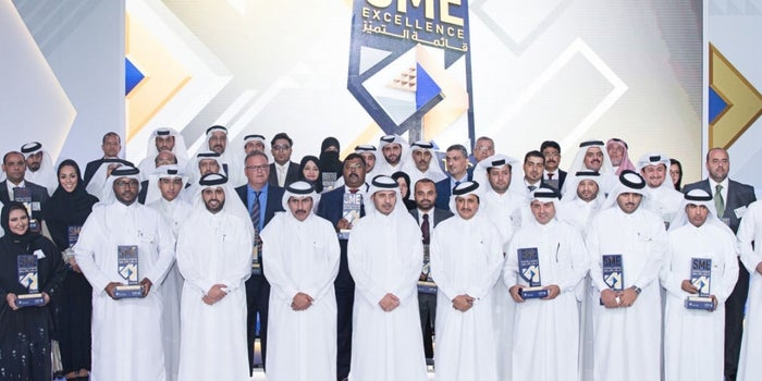 Qatari Entrepreneurs Shine At QDB's 2016 SME Excellence List Awards
