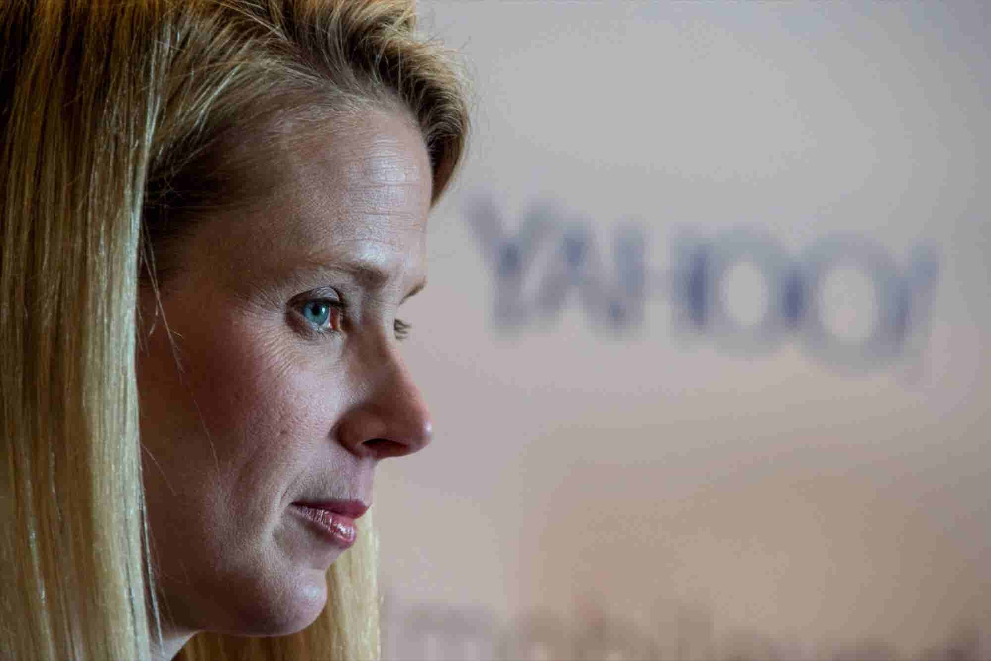 Yahoo to Change Name, Lose Marissa Mayer as Board Member