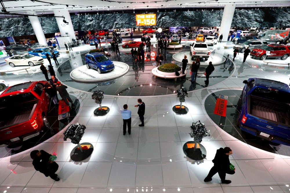 5 Surprising Things to Come Out of the Detroit Auto Show