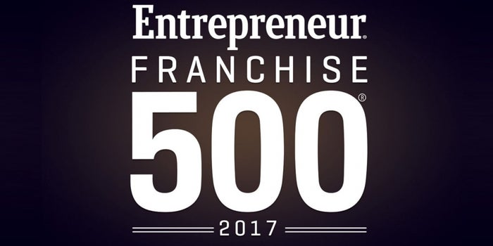 Behind This Year's Entrepreneur's Franchise 500® Ranking
