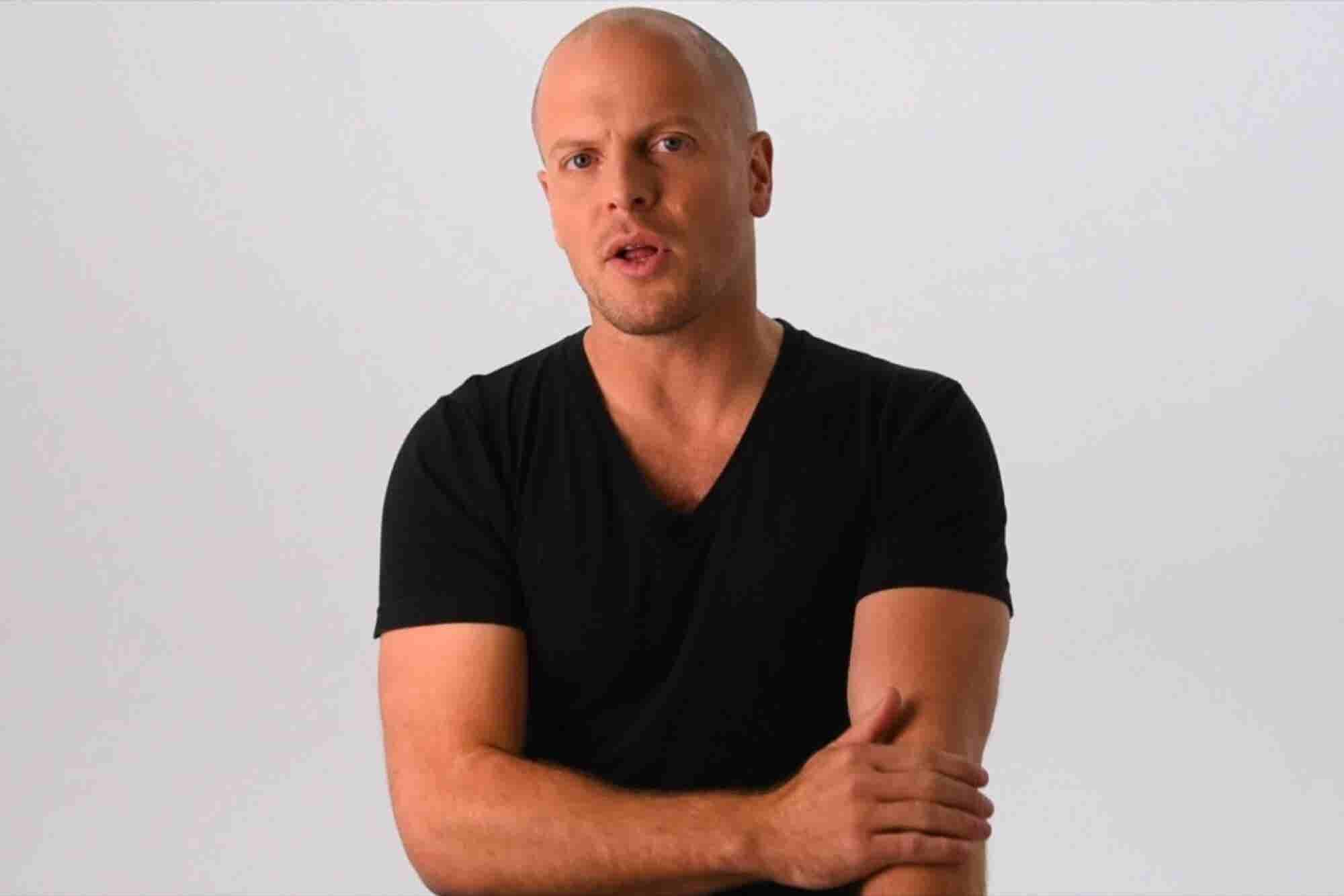 How Tim Ferriss Tames His Email Inbox