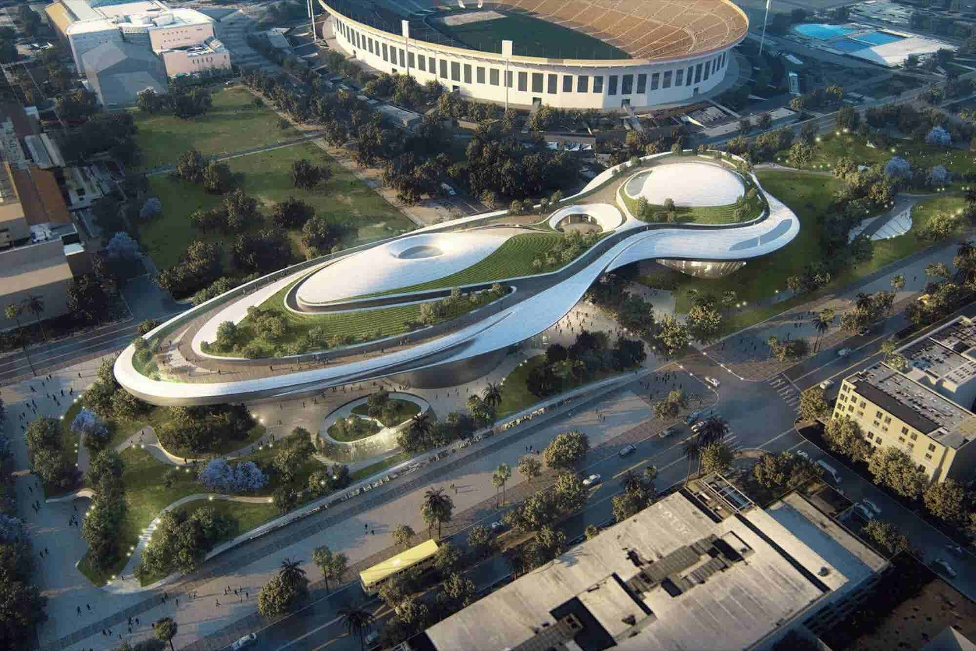 Los Angeles Wins Bid for Lucas Museum
