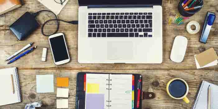 5 cosas que debes quitar de tu escritorio
