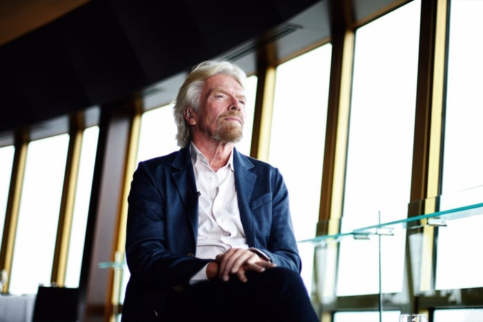 Richard Branson: There Needs to Be 'Perpetual Revolution' Within Your Business