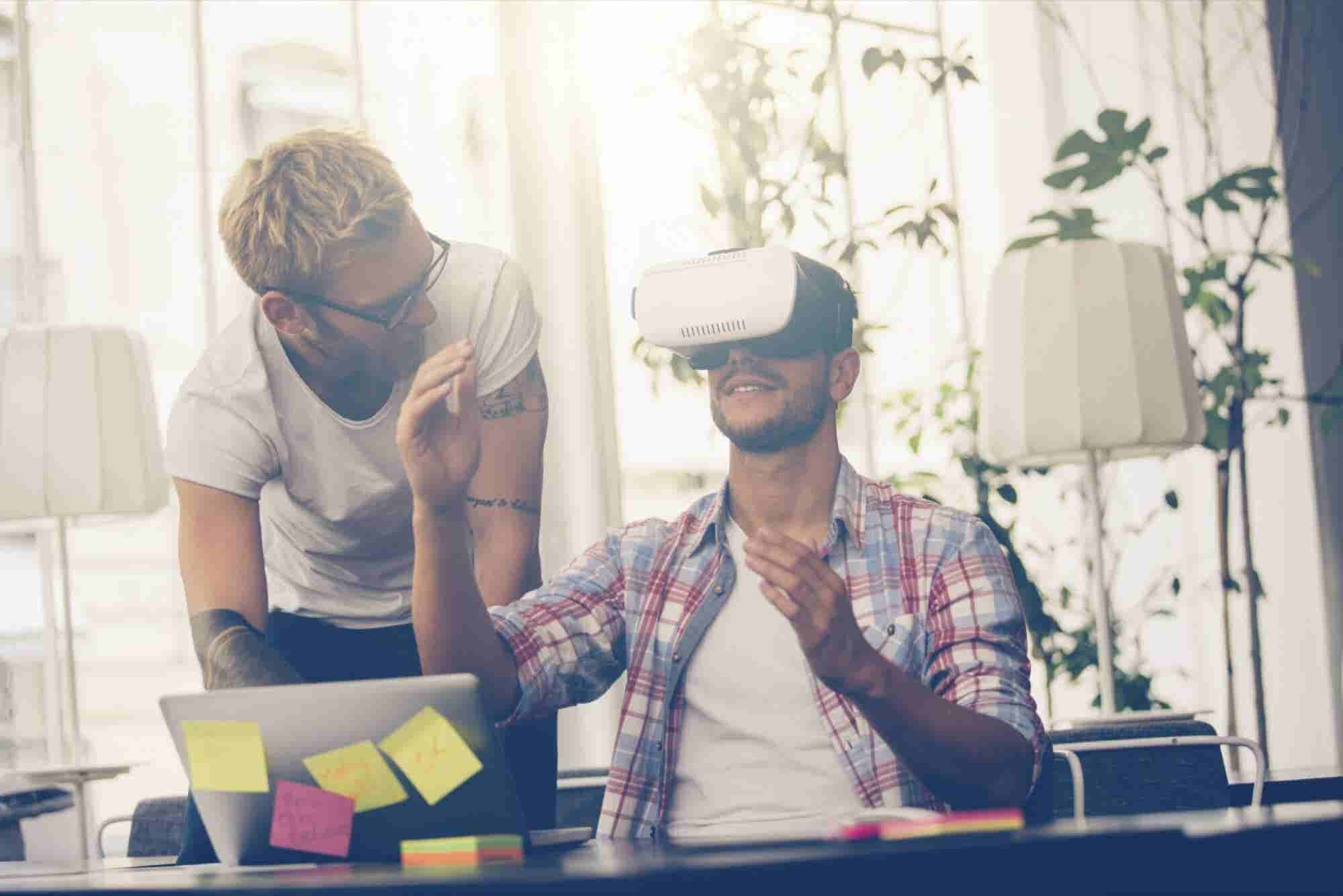 5 Startup Ideas For Jumping Into Virtual Reality