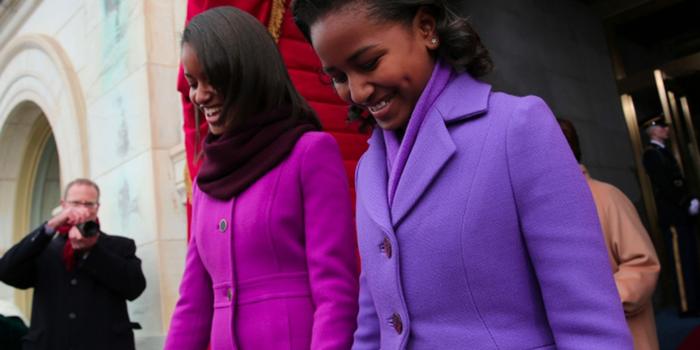 La carta que las hijas de Bush le escribieron a Malia y Sasha Obama