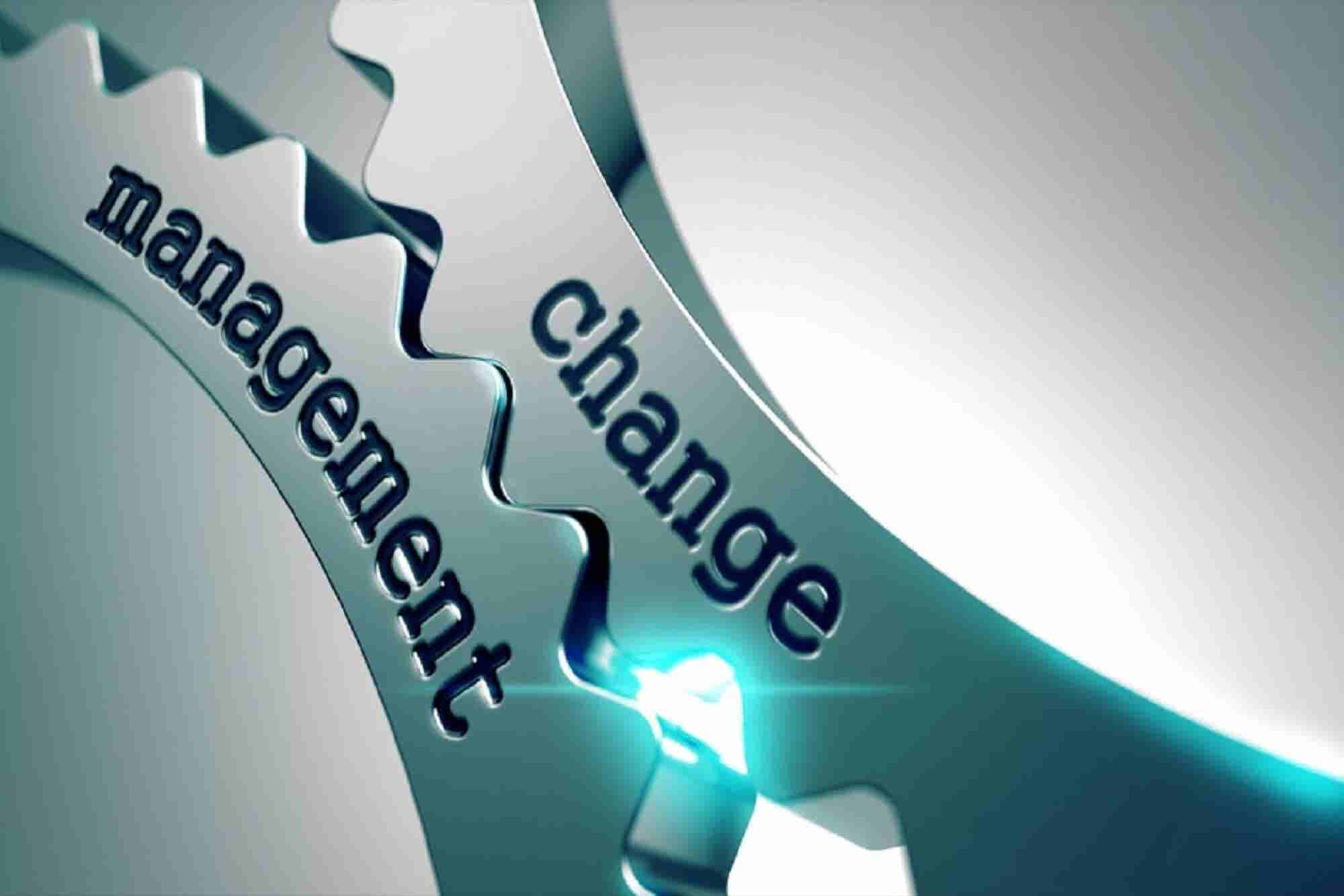 10 Ways Organisations can Work On Change Management!