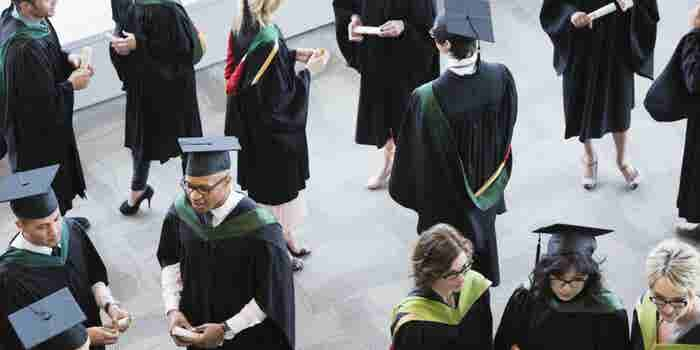 It's Never Too Late to Get Your Graduate Degree