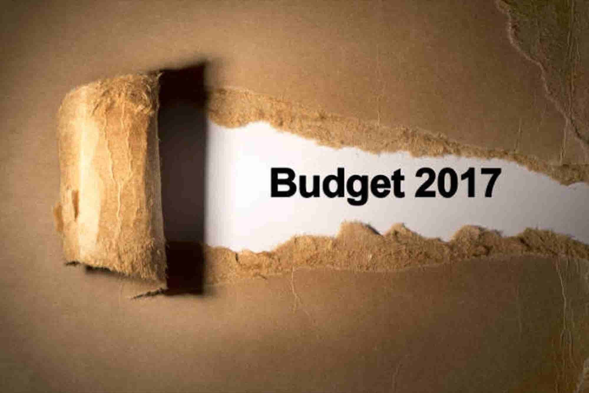 2017-Budget Expectations of Financial Inclusion for Women Entrepreneur...