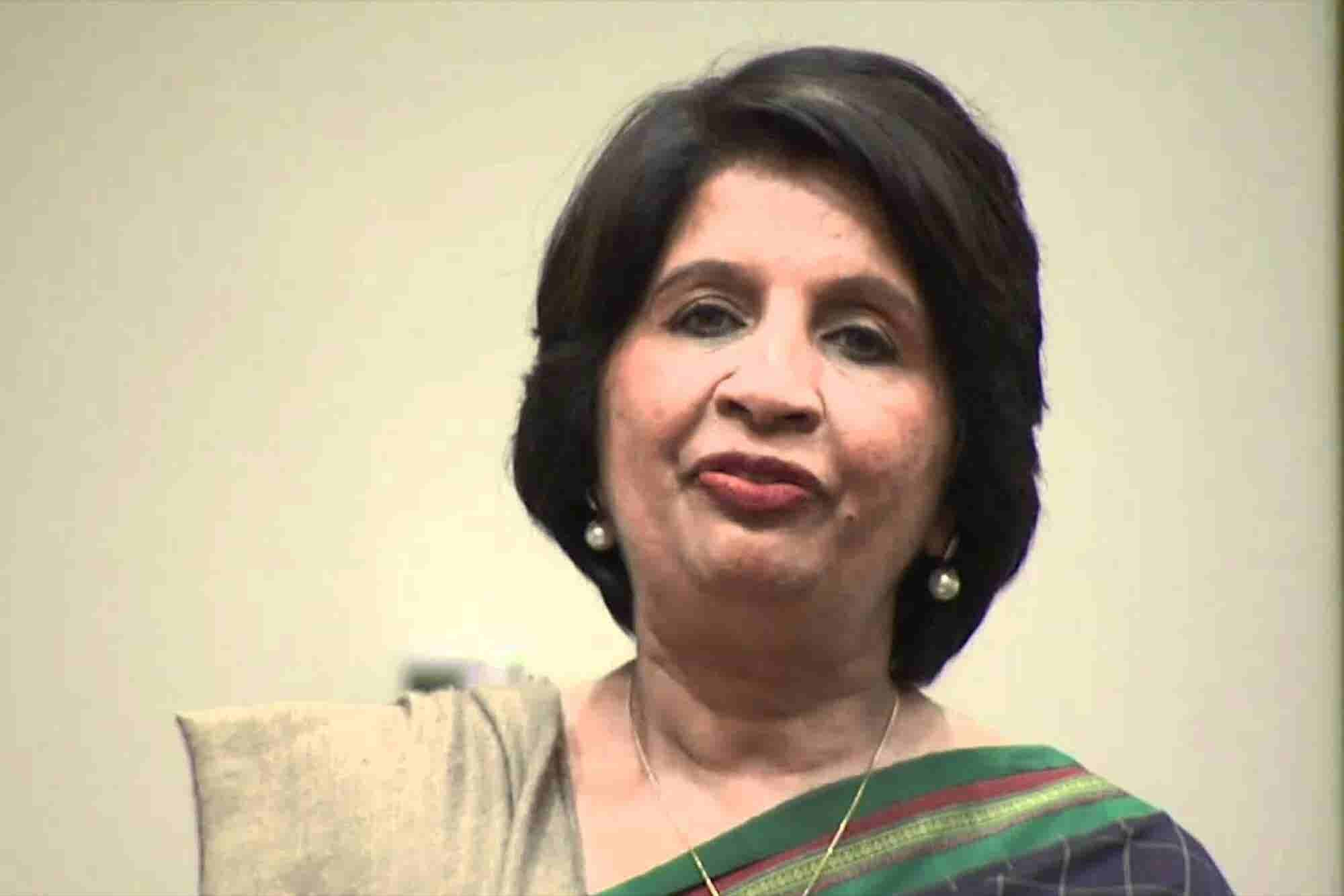 India's Former Foreign Secretary Nirupama Rao Says No Bar for Women to...