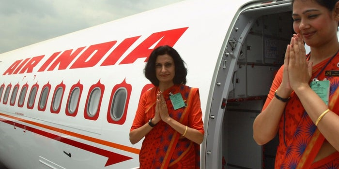 Air India Creates Women-Only Space to Prevent Harassment