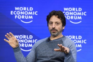 Google Co-Founder: Take Chances, Pursue Your Dreams and Silence the Voices