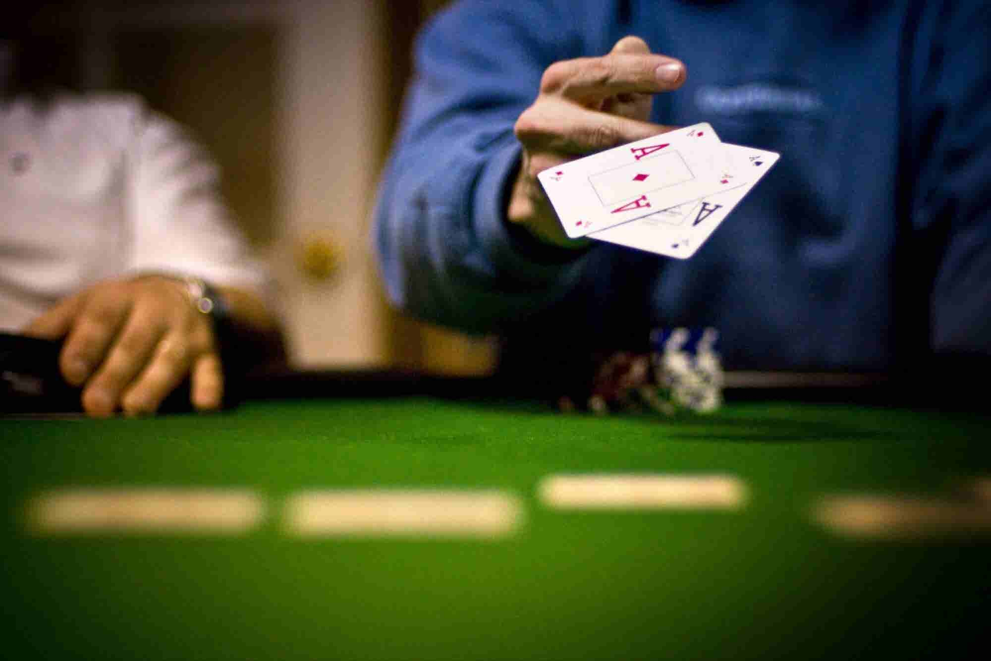 Invaluable Business and Life Lessons I Learned Playing Poker