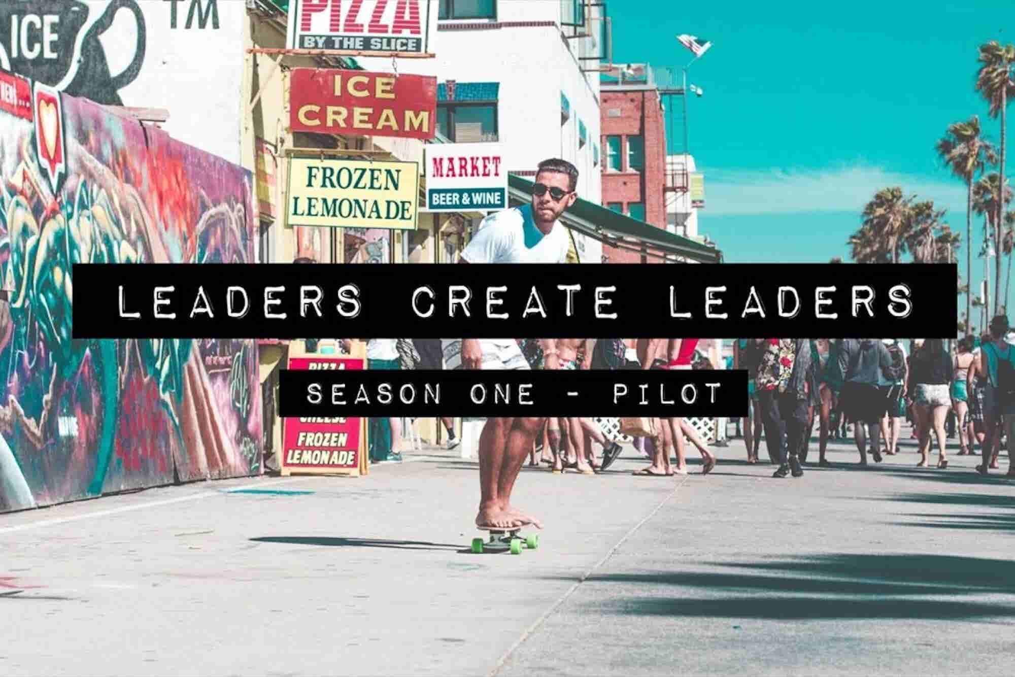 Gerard Adams on Success, Inspiration and Leadership