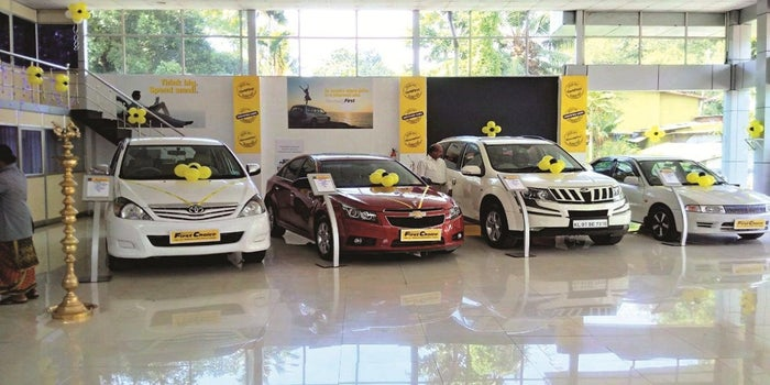 Mahindra First Choice - A Multi-Brand Certified Used Car Player