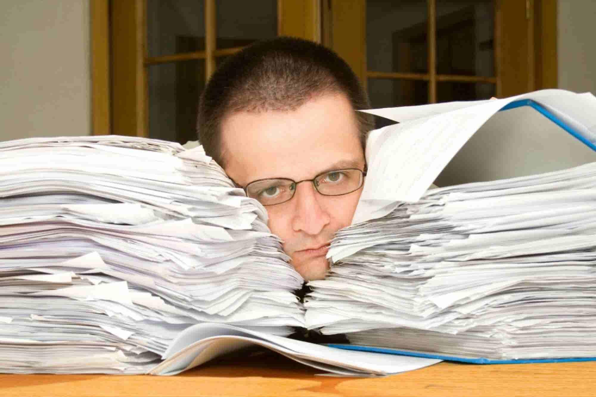 Cómo puedes reducir tu trabajo semanal a la mitad