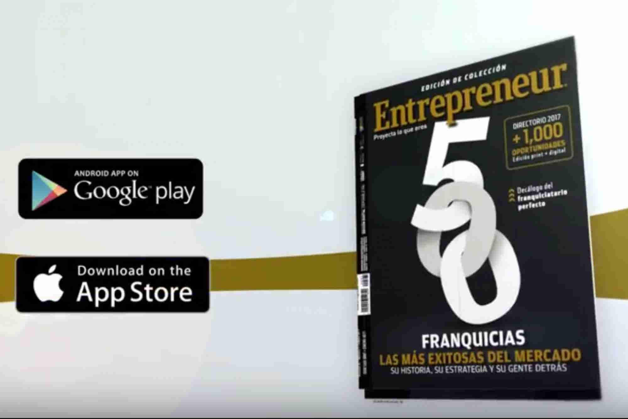 ¡Llega la nueva y mejorada app 500 Franquicias!