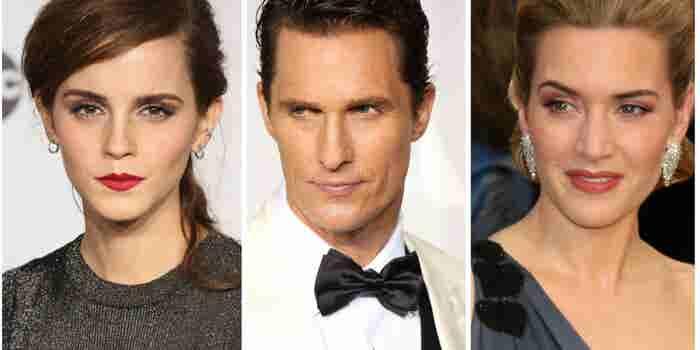 5 discursos de liderazgo de estrellas del cine