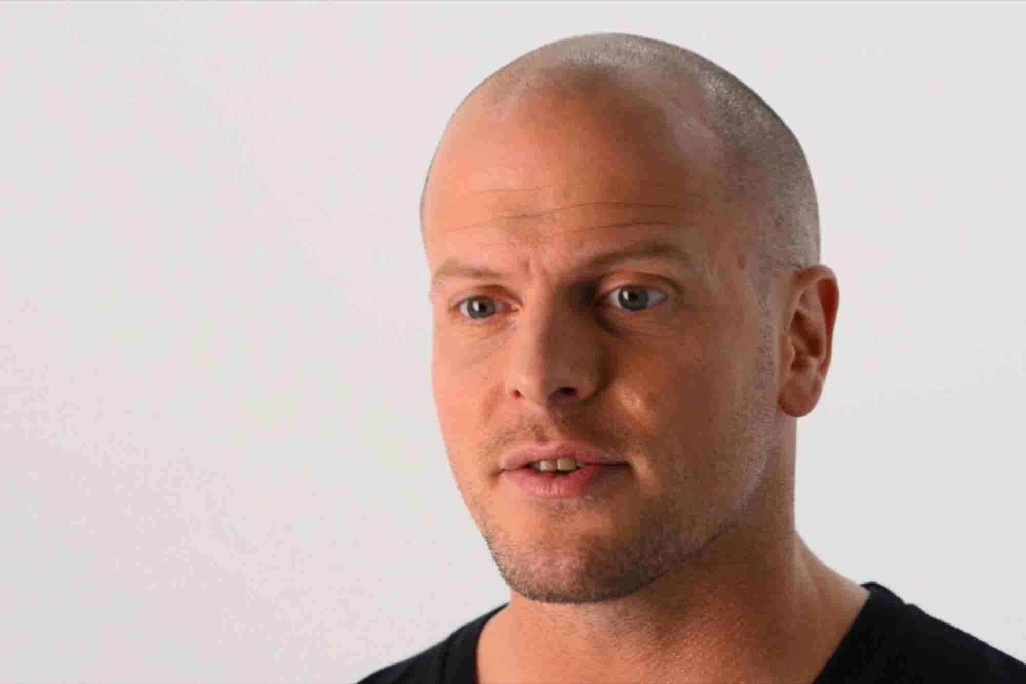 End the Day Right, According To Tim Ferriss