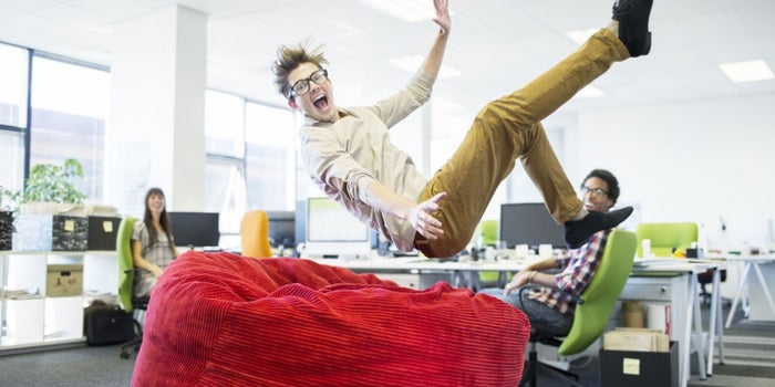 The Surprising Benefits of Having Fun at Work