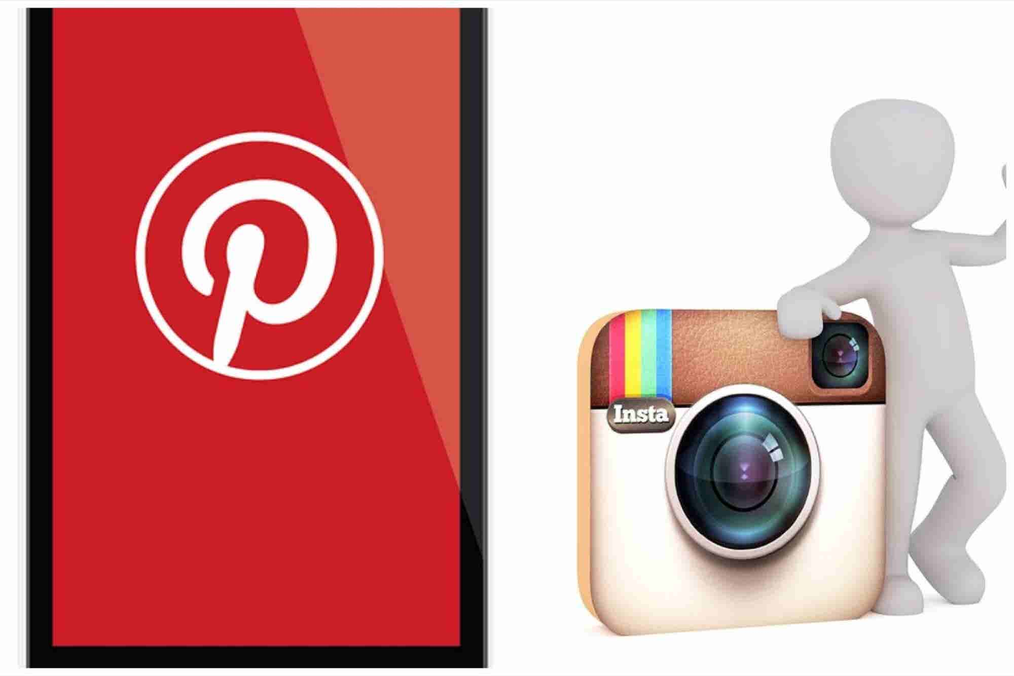 Tips for Using Pinterest and Instagram for Business Marketing