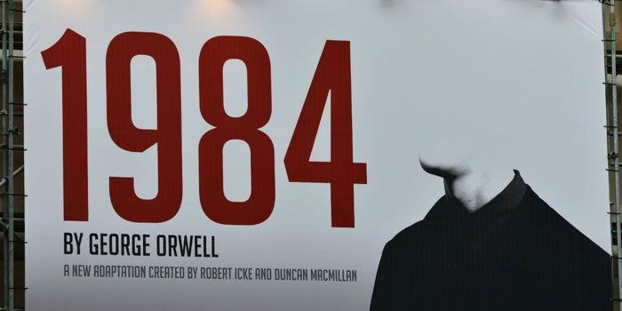 1984: la obra de George Orwell que se populariza en Amazon, en la era de Trump