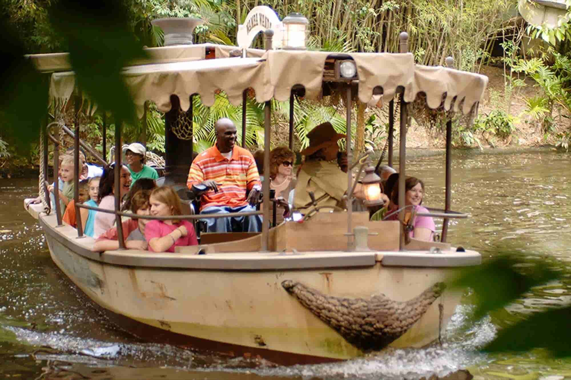 Exceptional Service Delivery: A Lesson From Disney's Jungle Cruise