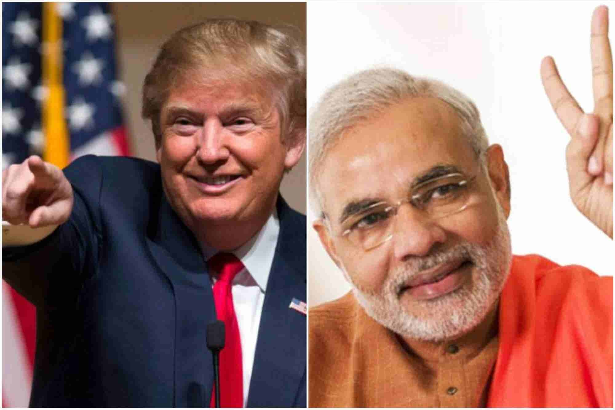 4 Reasons Why Modi-Trump's Bromance Could Turn Into Bizmance