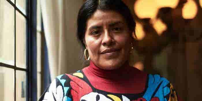 Eufrosina Cruz, la indígena emprendedora de la política