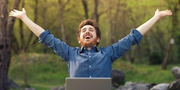 Qué hacen los emprendedores felices
