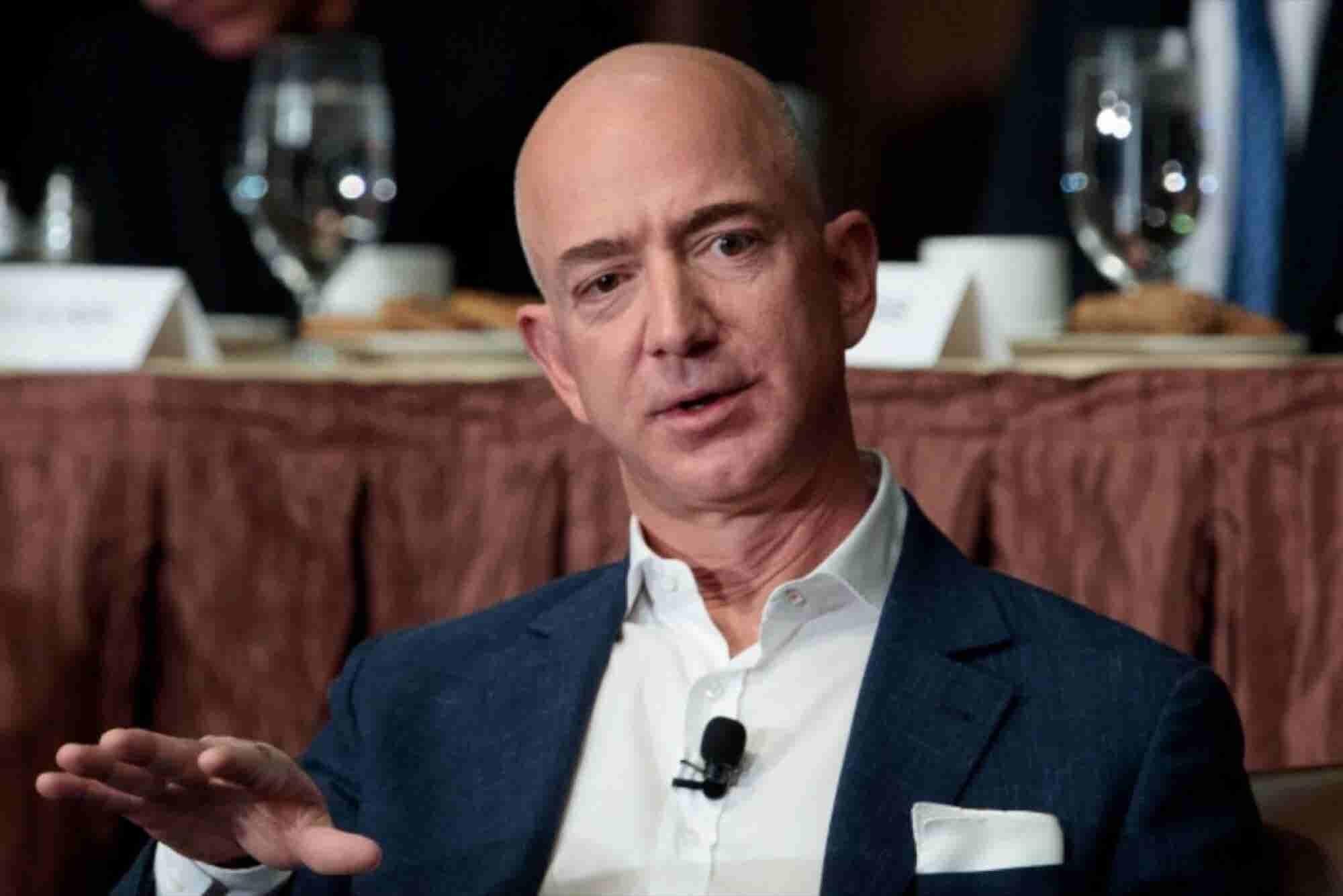 3 cosas que aprendí de Jeff Bezos