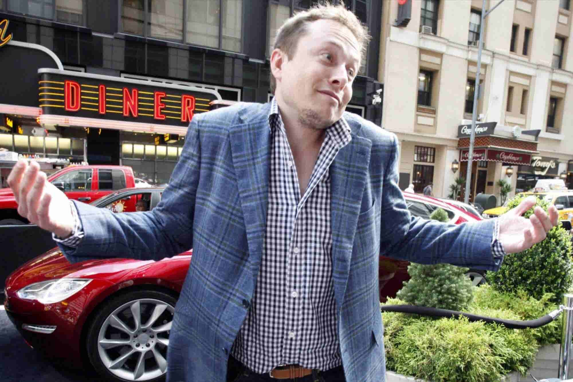 The 13 Craziest Things Elon Musk Believes Right Now