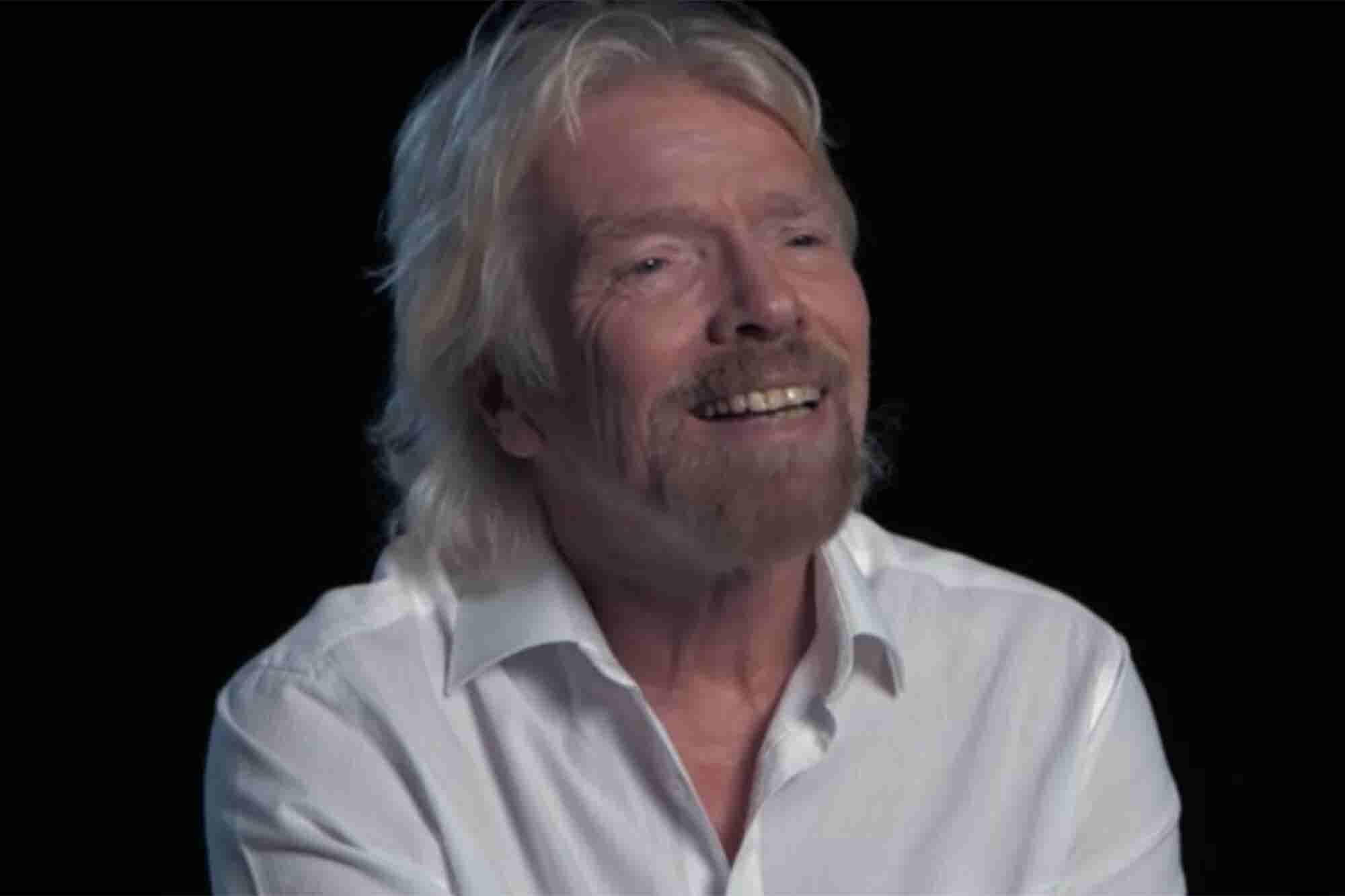 From Steven Spielberg to Richard Branson, Successful Entrepreneurs Share Their Secrets