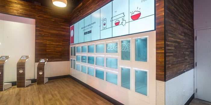 What I Learned Dining at Eatsa, an Automat Restaurant for Today's World