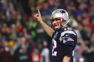 Borrow Tom Brady's Trick For Visualizing a Super Bowl Success