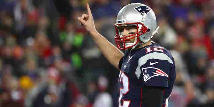 Borrow Tom Brady's Trick For Visualizing a Super Bowl Success